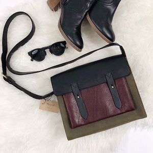 Madewell | RARE The Essex Messenger Bag